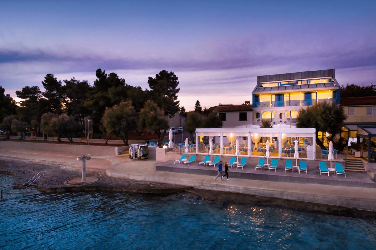 Rivalmare boutique hotel for Design hotel liguria